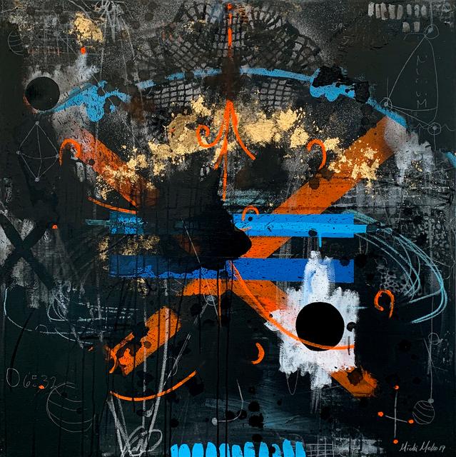 , 'Navigation at Night: Revealing of Self by Chance,' 2019, Alan Avery Art Company