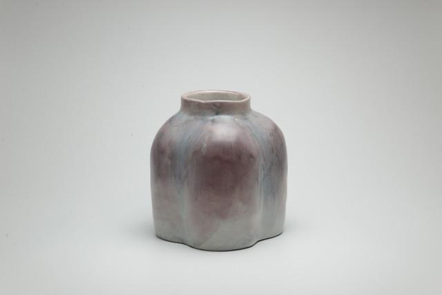 Shin Fujihira, 'Cinnabar Pot', 1990, Ippodo Gallery