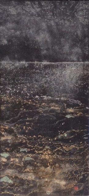 , 'Coastal Storm III,' 2015, Art Atrium