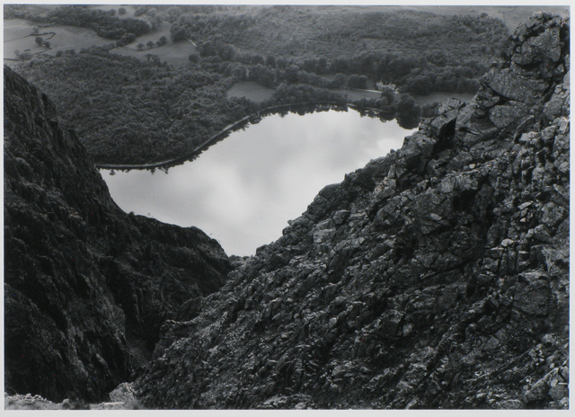 , 'Wastwater from Whinn Rigg, Cumbria, England,' 1981, photo-eye Gallery