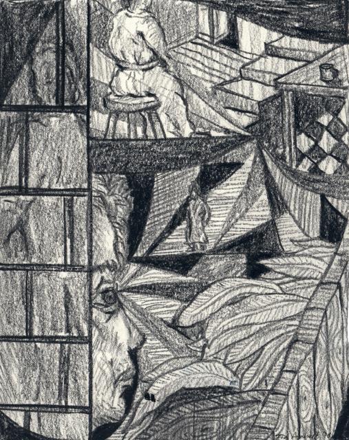 Tom Anholt, 'New Horizons (Study)', 2018, Hakgojae Gallery