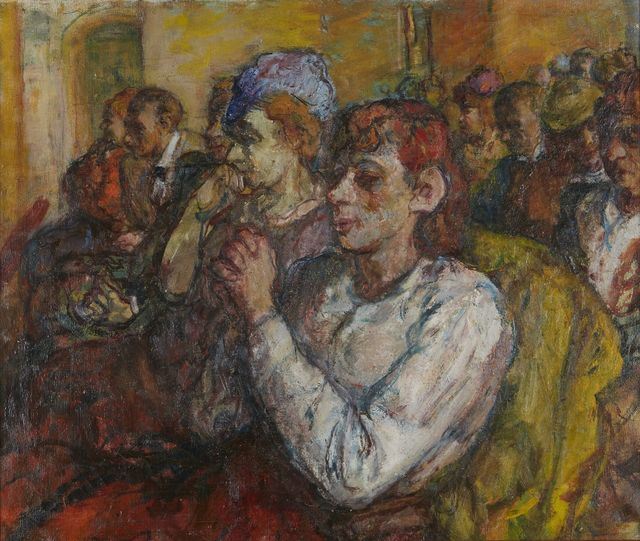 , 'The Concert,' ca. 1940, Childs Gallery