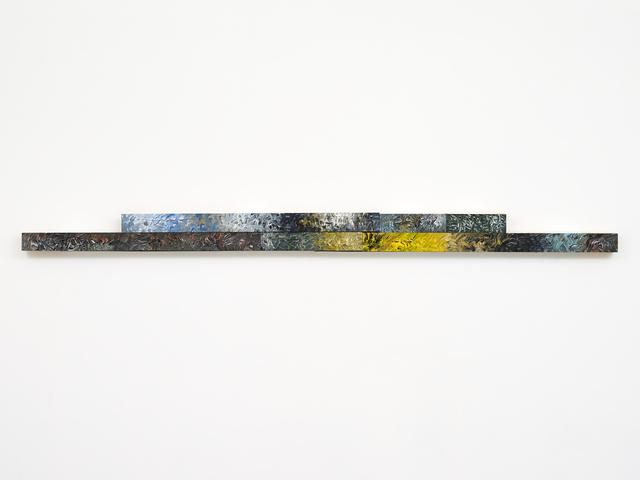 Michael Venezia, 'Untitled', 2016, Galerie Greta Meert