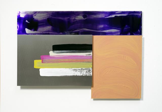 , 'composite painting #58,' 2018, Galerie Floss & Schultz