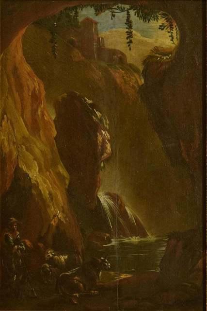 Ottavio Viviani, 'The Cavern', Early 17th Century, Wallector