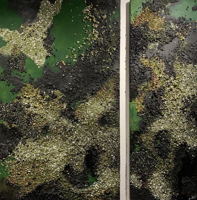 Brian Vargas, 'Suelo Verde', 2019, Galería Petrus