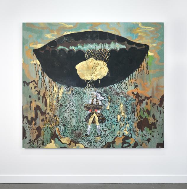 , 'Le mausolée des cheveux,' 2013, Galerie Christophe Gaillard