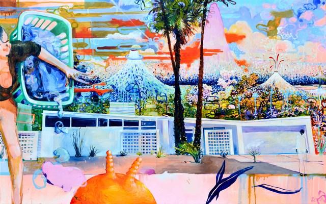 , 'wet dream,' 2016, Galerie SOON