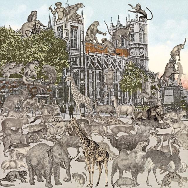 , 'London: Westminster Abbey - Animalia,' 2012, Galerie Thomas