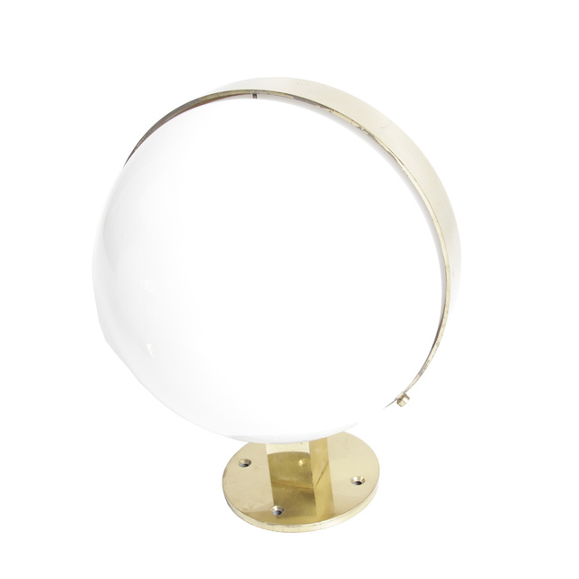 Halldor Gunnløgsson, 'Wall lamps', 1960, Design/Decorative Art, Opal glass and brass, Dansk Møbelkunst Gallery