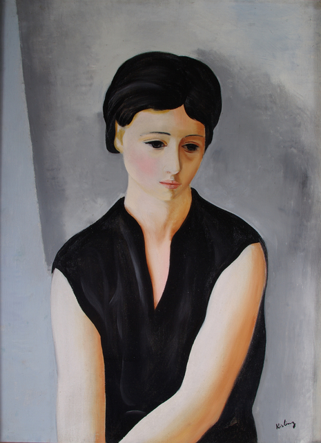 , 'Portrait of a Lady,' , Leslie Smith Gallery