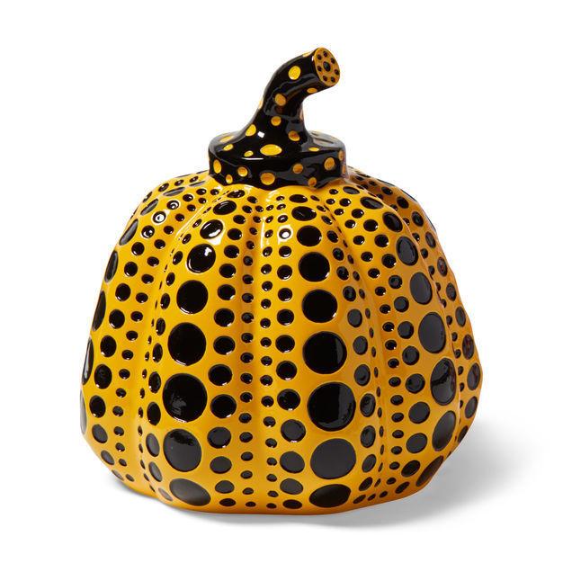 , 'Pumpkin Yellow,' ca. 2017, Lex Art Gallery