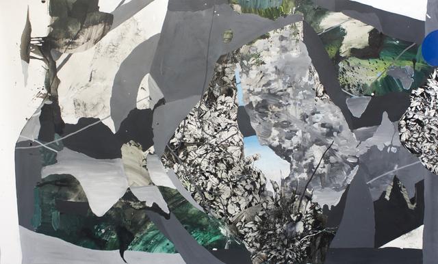 , 'Blue Black Water,' 2015, Morton Fine Art