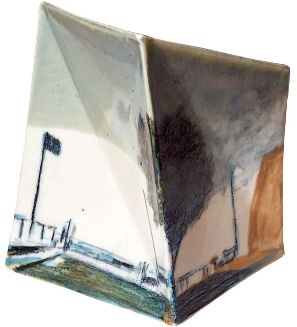 , 'Serie Aldea 9,' 2018, Galería Casa Lamm