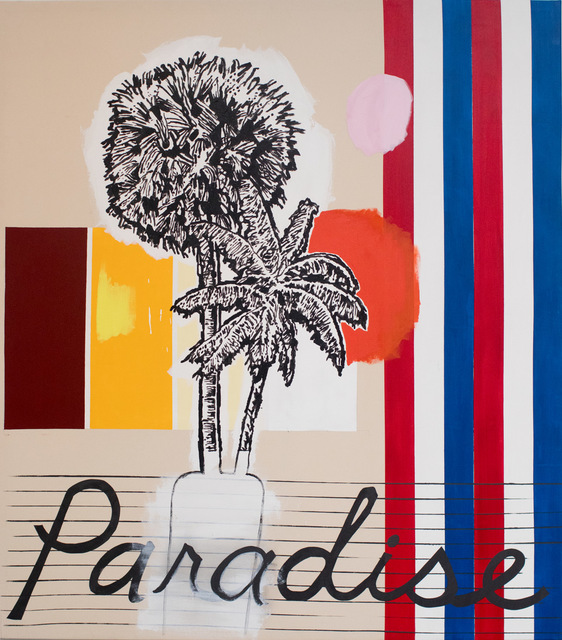 , 'Paradise,' 2001, Barry Whistler Gallery