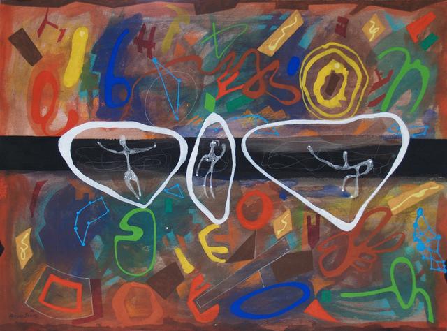 , 'Something in the Way 3,' 2014, Matthew Liu Fine Arts