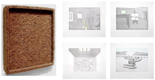Richard Artschwager, 'Zeno's Paradox', 2004, Mai 36 Galerie