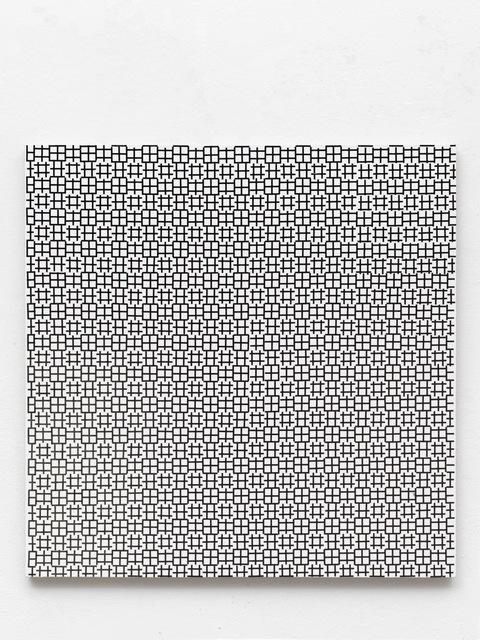 , 'Morellet modular (Krafwerk),' 2017, Casado Santapau
