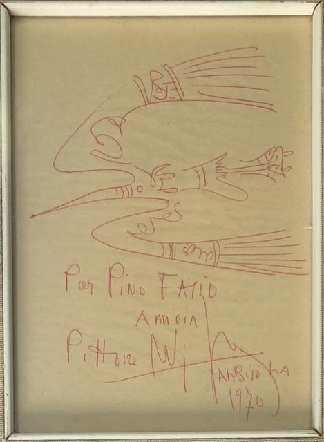 , 'Fresh sketch,' 1970, Wallector