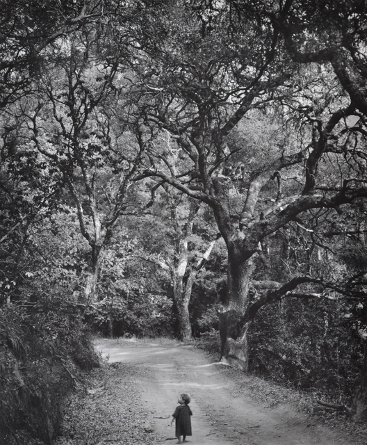 , 'Child on Forest Road,' 1958, Scheinbaum & Russek Ltd.