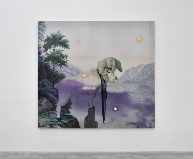 , 'Untitled,' 2013, Almine Rech Gallery
