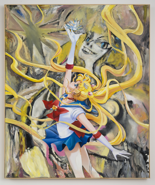, 'From the DeMooning Series (Sailor Moon with Crystal) ,' 2015, Castor Gallery
