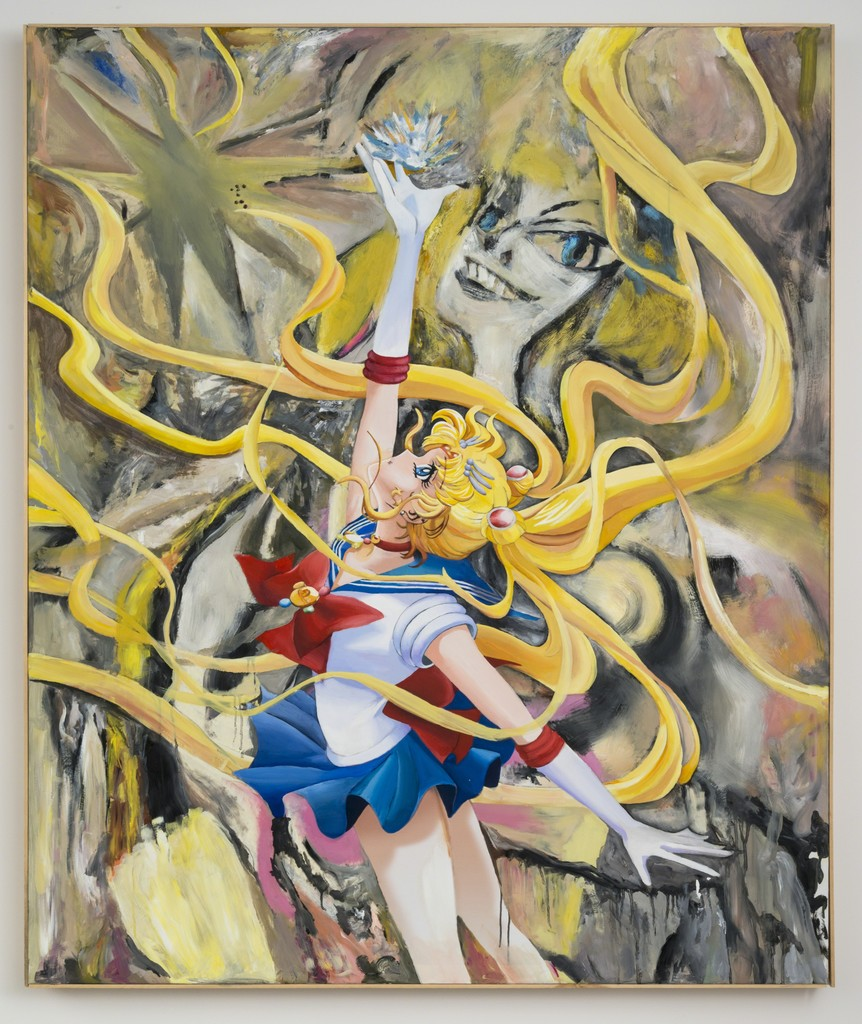 From the DeMooning Series (Sailor Moon with Crystal)