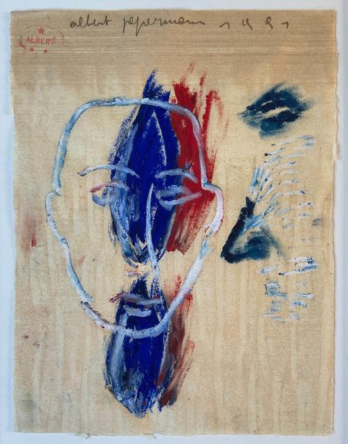 , 'Face,' 1992, Schönfeld Gallery