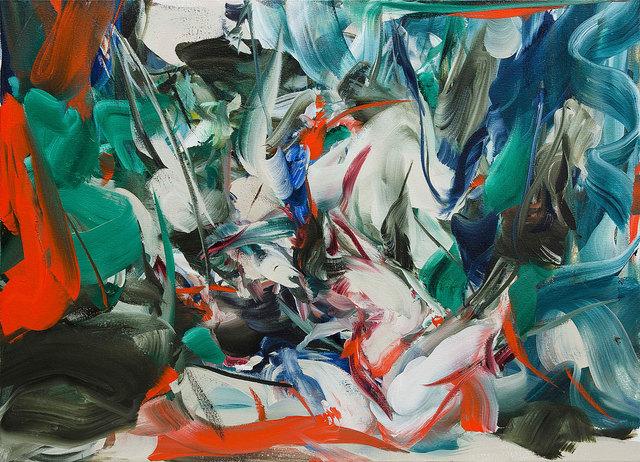 , 'Exultation is the going ,' 2017, Von Lintel Gallery
