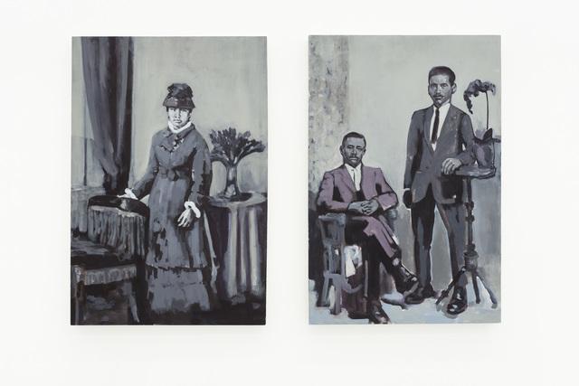 , 'Sunday Dress & Partners,' 2019, Gallery MOMO