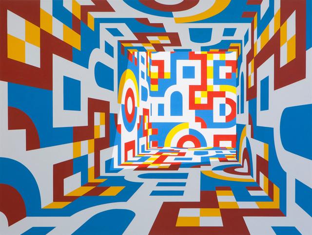 , 'Nova Dimensão 3,' 2018, Galleria Heino