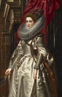 Peter Paul Rubens, 'Marchesa Brigida Spinola Doria', 1606, National Gallery of Art, Washington, D.C.