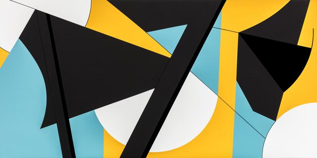 , 'Colour & Form LXIII,' 2018, Stevenson