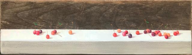 , 'Wild Cherries,' 2018, Vanda Art Gallery