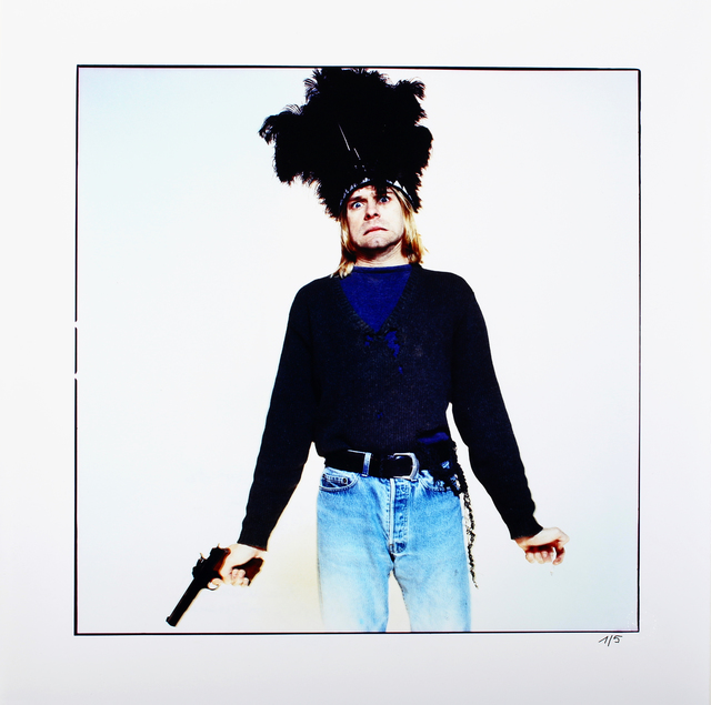 , 'The Last Shooting  Kurt Cobain with Gun 6,' 1994, Galerie aKonzept