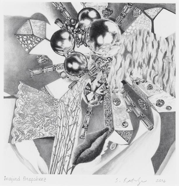 , 'Imajind Prsepshunz,' 2015, The McLoughlin Gallery