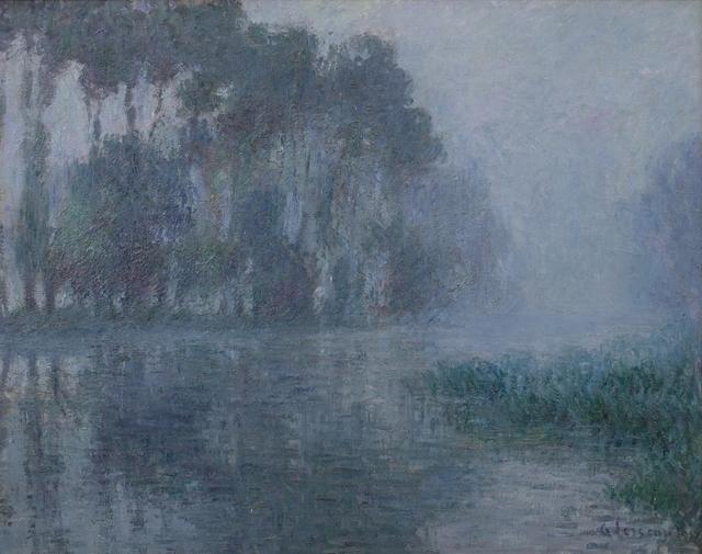 , 'Brume sur l'Eure, environs de Saint-Cyr-du-Vaudreuil,' 1913, Willow Gallery