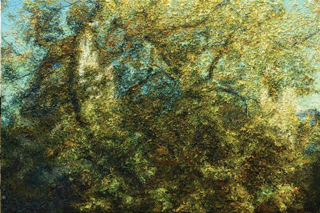 , 'Central Park,' 2015, Arario Gallery