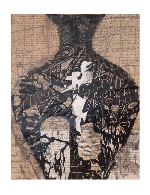 Fathi Hassan, 'Container Khadiga', 2016, Lawrie Shabibi