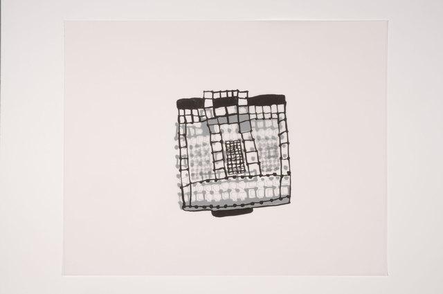 , 'Building,' 2010, Rhona Hoffman Gallery