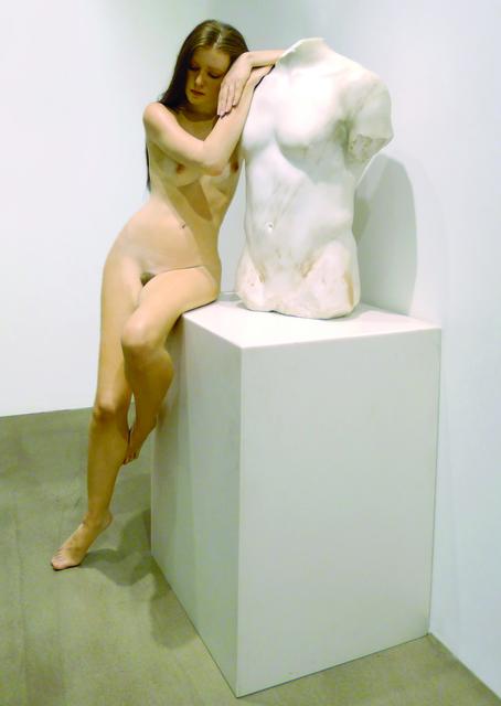 , 'Classical Illusion,' 1987, Bernarducci Meisel Gallery