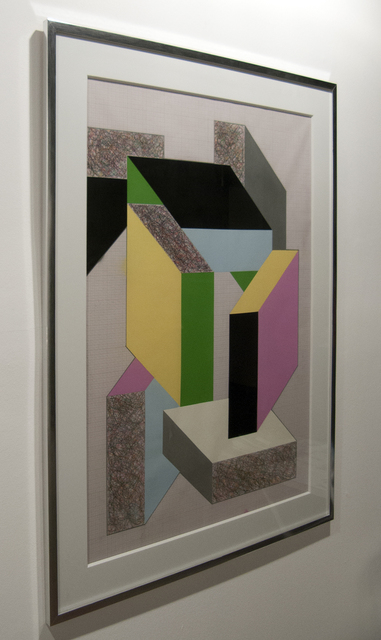 , 'Cry On Colors nº1,' 2012, Taller Bloc