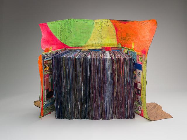 , 'Scrapbook #66,' 2010-2012, Parasol unit foundation for contemporary art