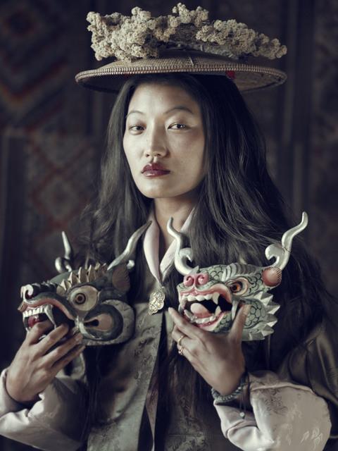 , 'XXIX 2, Sonam, Gantey, Bhutan,' 2016, Bryce Wolkowitz Gallery