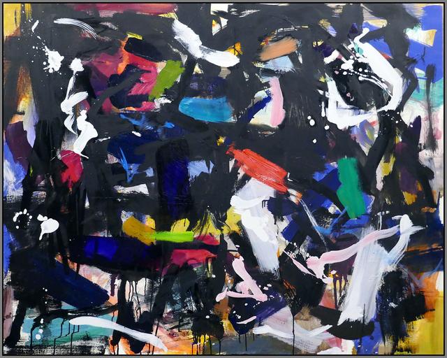 , 'Ouvert No 46,' 2018, Oeno Gallery