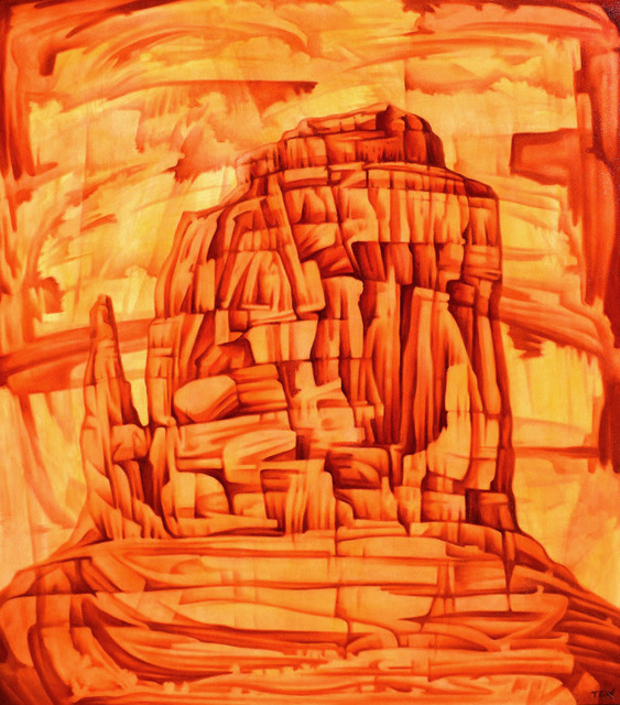 , 'Prime Monument,' , Modernist Frontier