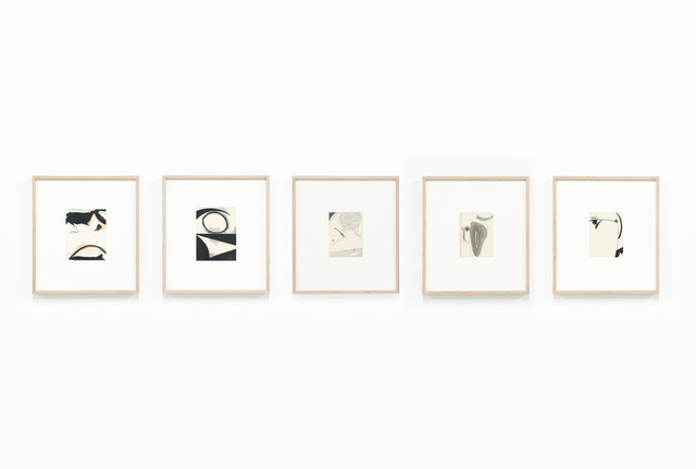 , 'Untitled, from the series Living smoke and clearwater drawings (Set D),' 1967, PROYECTOSMONCLOVA