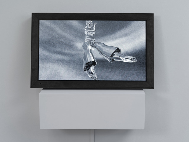 , 'Dark kNight,' 2012, bitforms gallery