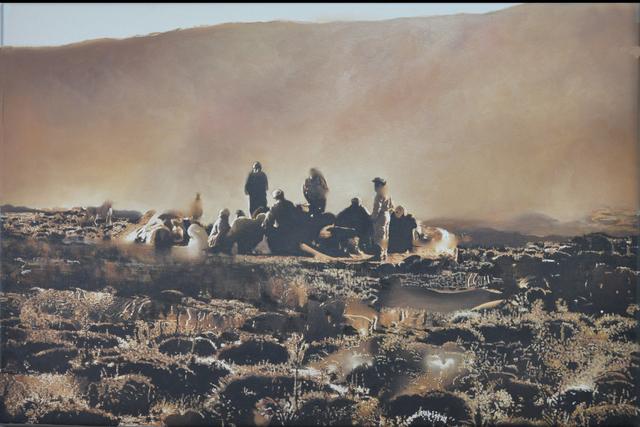 , 'Mountain Stories 1,' 2014, C.A.M Galeri