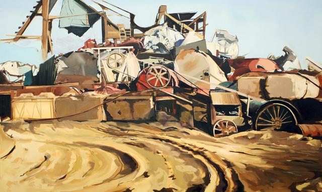 , 'Progress,' 2014, Galerie BAC